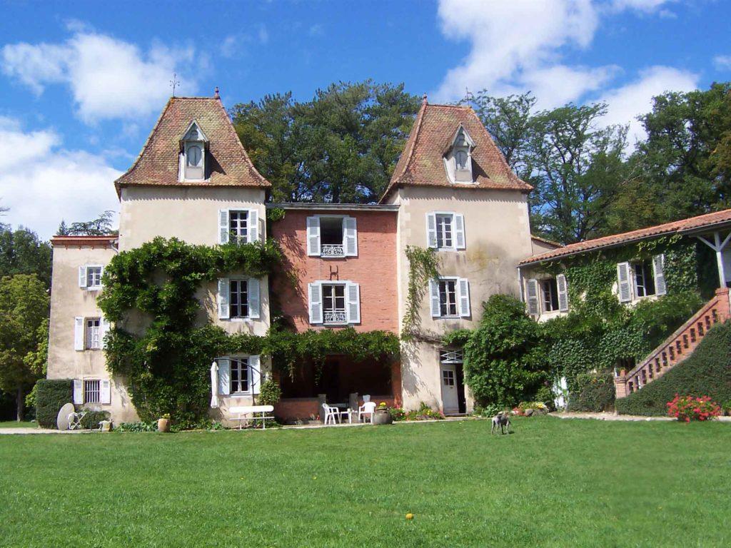 La Vallérie maison familiale location saisonnière extérieur BD